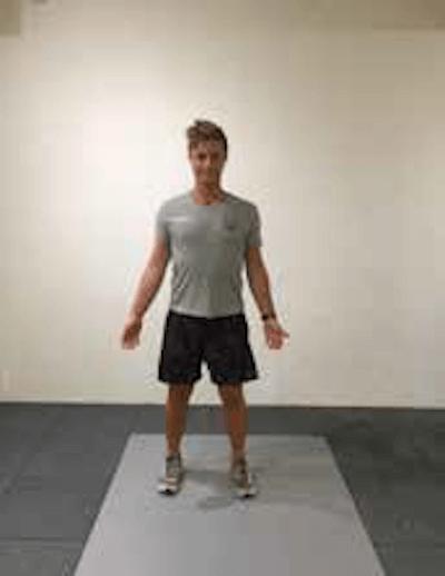 Träna god hållning